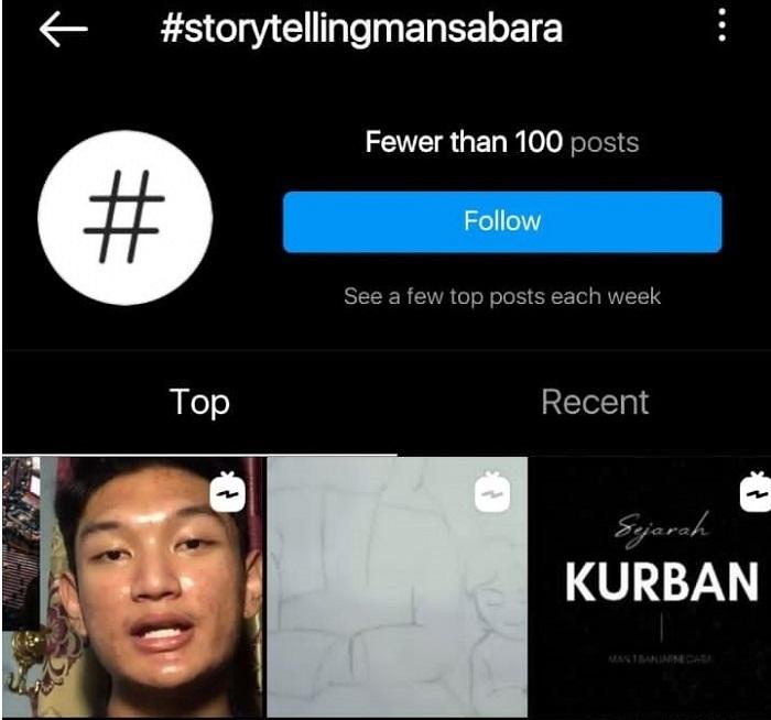lomba stori teling MAN 1 Banjarnegara