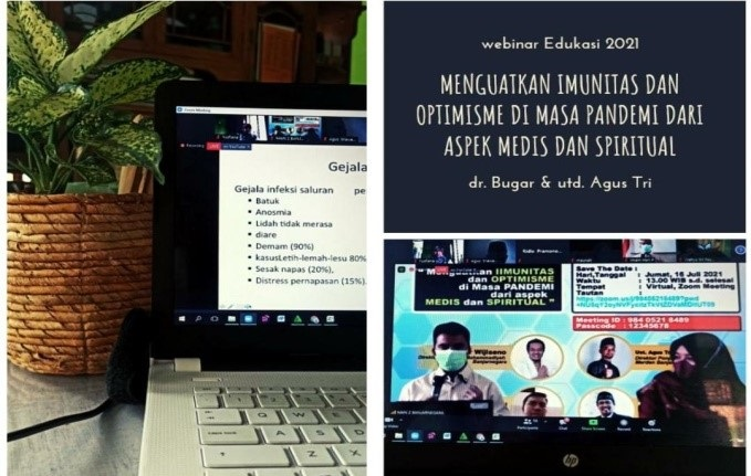 Webinar MAN 2 Banjarnegara