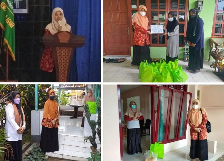 DWP Kemenag Banjarnegara berbagi