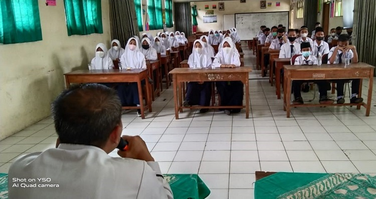 Gladi ANBK MTs 1 Banjarnegara