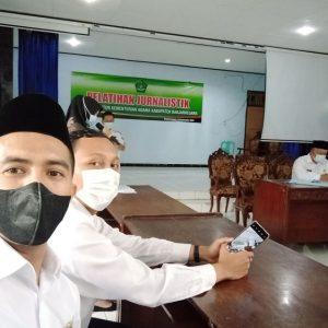 MAN 2 Banjarnegara Tingkatkan SDM Jurnalistik