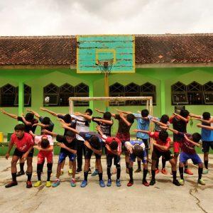 Cetak Pemain Profesional, Madtsansa Undang Pelatih Futsal Kabupaten