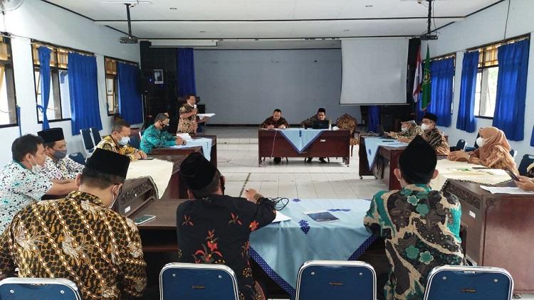 Rapat HSN Kemenag Banjarnegara